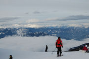 Вид с вершины / Канада