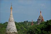 Заросшие пагоды / Мьянма
