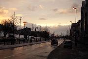 Прогулка по городу / Исландия