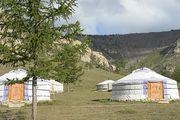 Пожить в юрте / Монголия