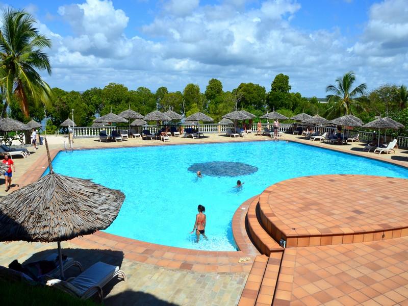 Отель Temple Point Resort на курорте Малинди, Кения / Фото из Кении