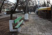 Рекламные скамейки / Украина