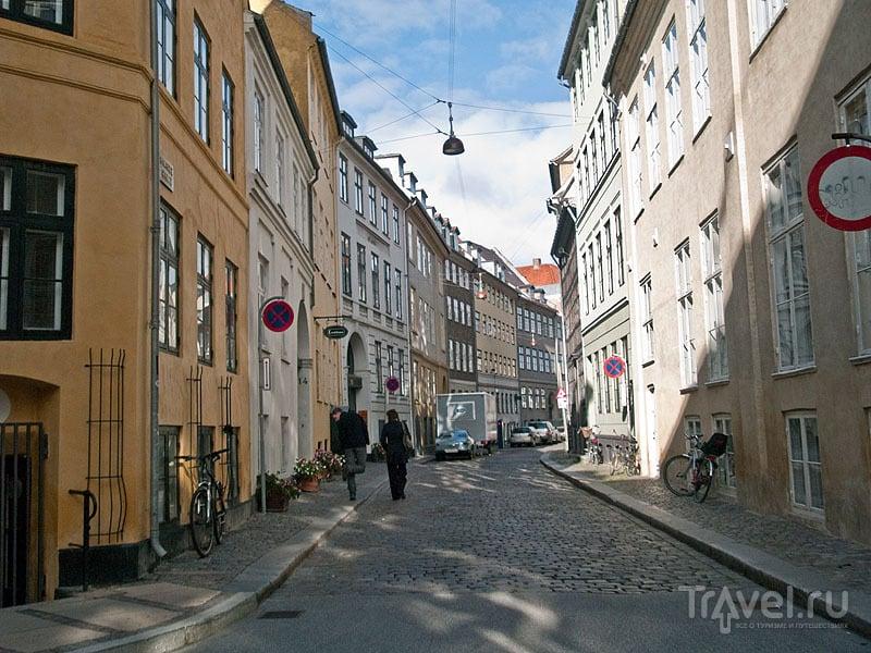 Старый город Копенгагена / Фото из Дании
