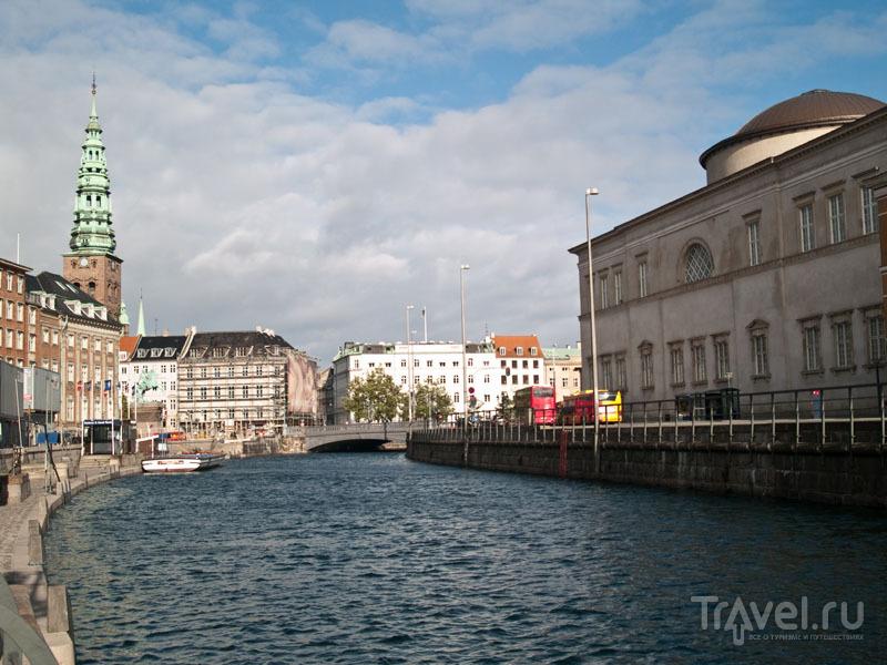 Море в Копенгагене / Фото из Дании