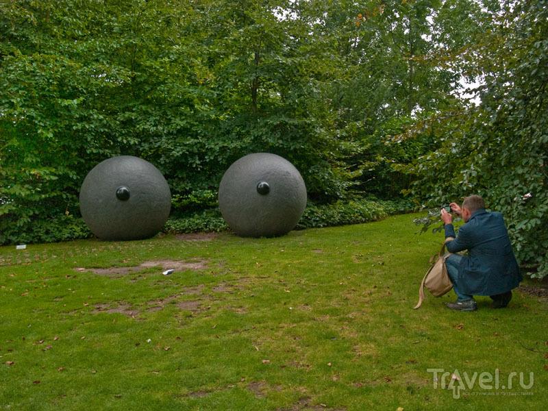 Арт-объект в Луизиане / Фото из Дании