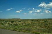 Пейзаж Нью-Мексико / США