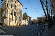 Трамвайные рельсы / Турция