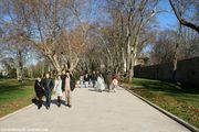 Парк дворцового комплекса / Турция