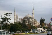 Симпатичная мечеть / Турция