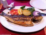 Свежая рыба / Турция