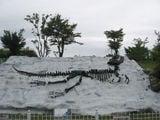 Экспонат у входа / Южная Корея