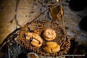 Подвешенный хлеб / Кипр