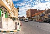 Улица Хургады / Египет
