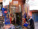 Бусики, сережки / Марокко
