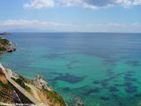 Вид на бухту / Греция