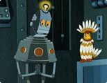 Робот из мультфильма / Греция