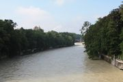 Река Изар / Германия