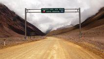 Перед тоннелем / Аргентина