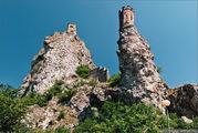 Руины башни / Словакия