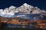 Осенняя Сванетия / Грузия