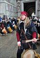Барабанщик из Конельяно / Италия