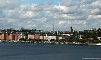 Вид на Стокгольм / Швеция