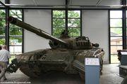 Советский Т-72 / Германия