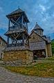 Деревянная колокольня / Сербия