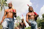 Марширующие солдаты / Вануату