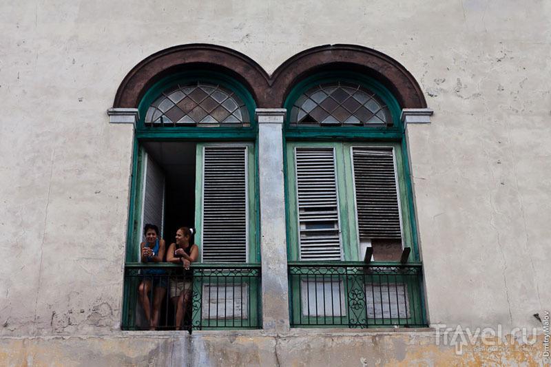 Молодые жительницы Гаваны, Куба / Фото с Кубы