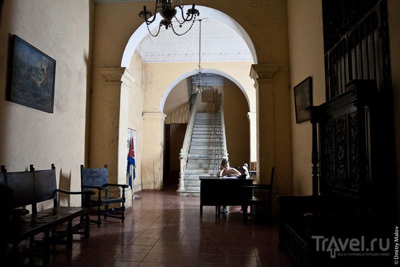Приемная министерства в Матансасе, Куба / Фото с Кубы