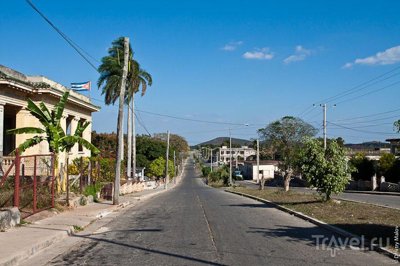 Центральный бульвар Сан-Мигель-де-лос-Баньос, Куба / Фото с Кубы