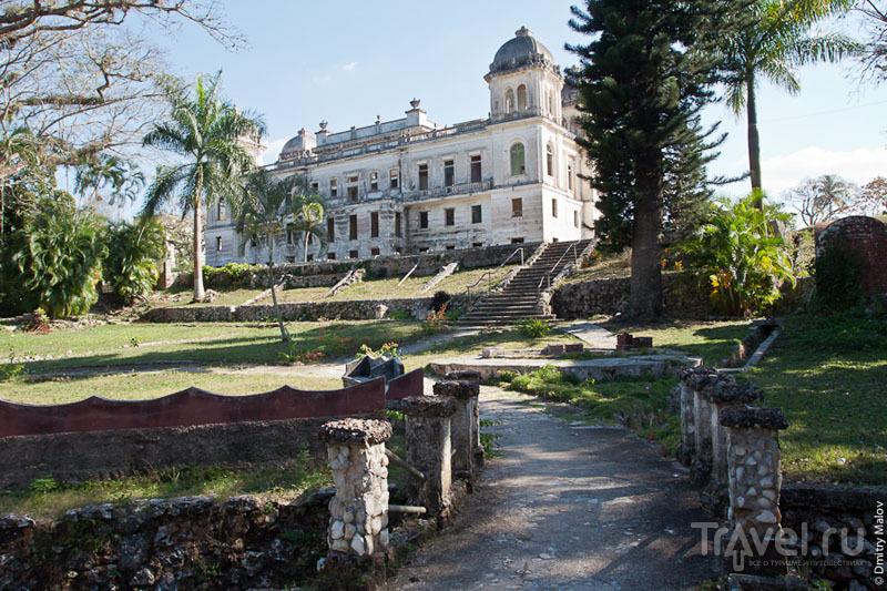 Здание в Сан-Мигель-де-лос-Баньос, Куба / Фото с Кубы