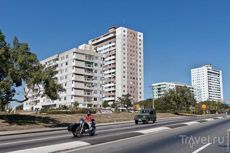 Новые районы Сьенфуэгоса, Куба / Фото с Кубы