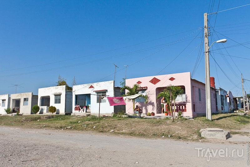 Дома в Сьенфуэгосе, Куба / Фото с Кубы