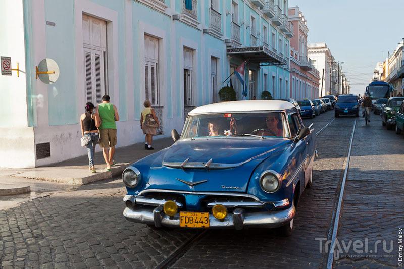Улица Сьенфуэгоса, Куба / Фото с Кубы