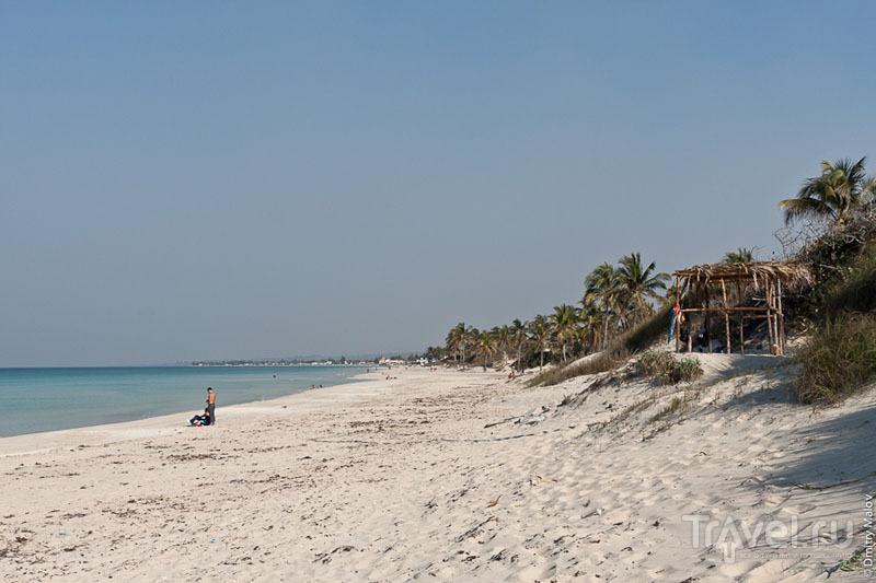 Пляж в окрестностях Гаваны, Куба / Фото с Кубы
