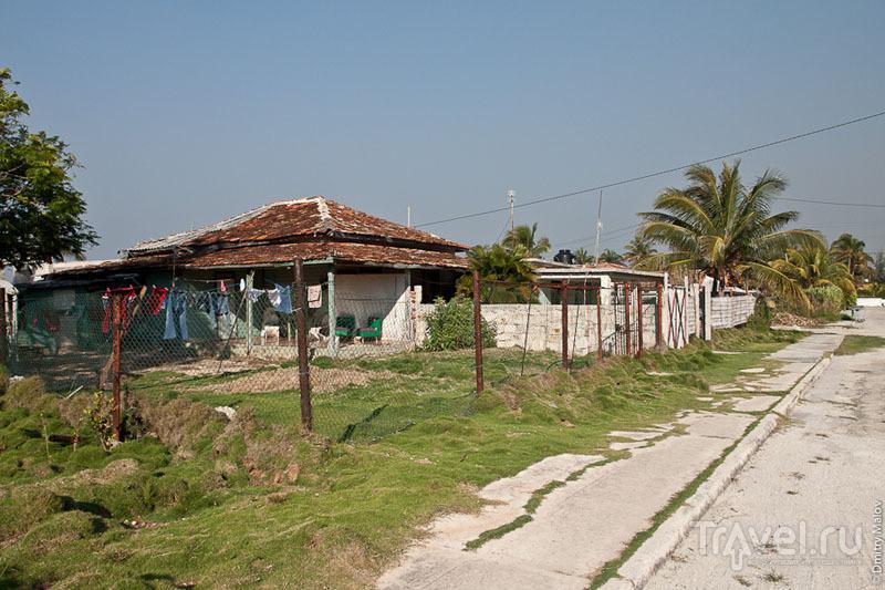 Бывшая колониальная дача на Кубе / Фото с Кубы