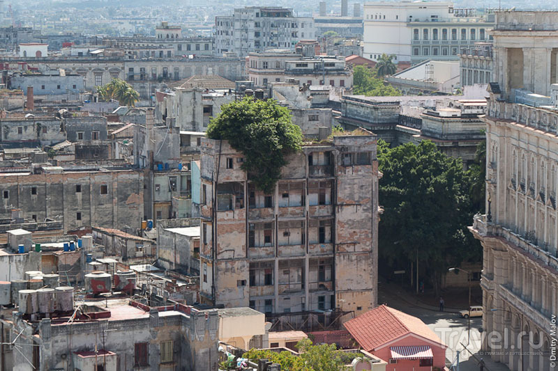 Жилые кварталы Гаваны, Куба / Фото с Кубы