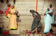 Ритуальные омовения / Индия