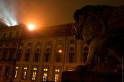 Лев на Одеонплац / Германия