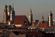 Крыши и соборы / Германия