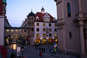 Улица Виктуалиенмаркт / Германия