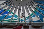 Внутри собора / Бразилия