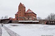 Стены замка / Литва