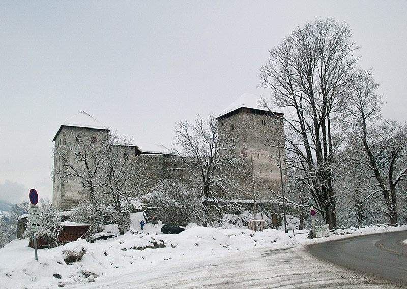 Капрунский замок / Фото из Австрии