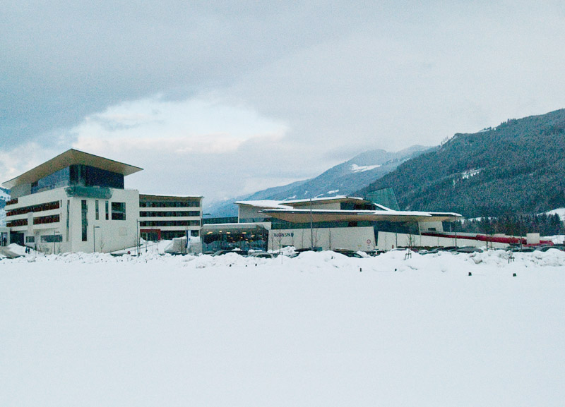 Спа-отель Tauern Spa в Капруне / Фото из Австрии