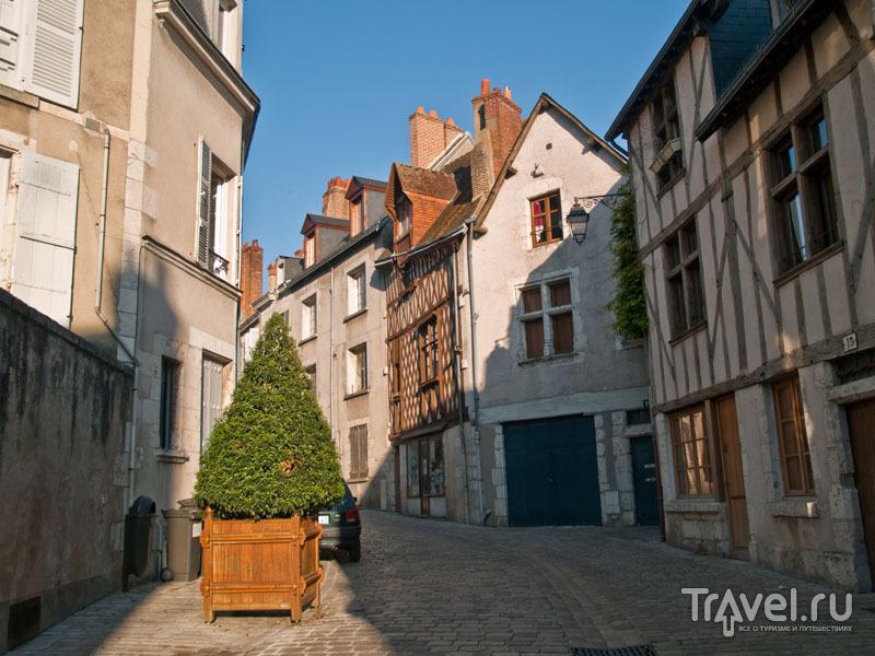 Старый город в Блуа / Фото из Франции