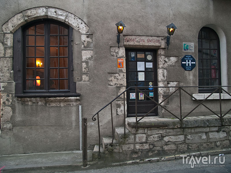 Гостиница Du Bellay, Блуа / Фото из Франции