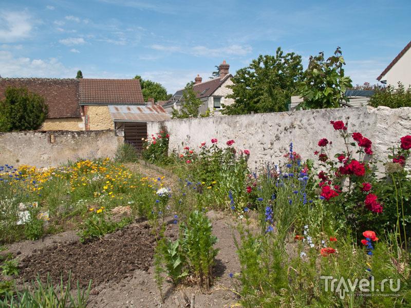 Деревни во Франции - все в цвету / Фото из Франции